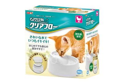 オススメの猫用自動給水機