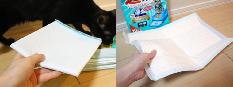 猫用システムトイレのおすすめシートのレビューまとめ